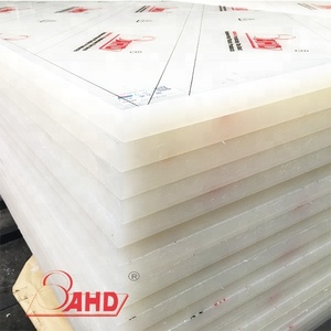 10mm thickness waterproof pp plastic pp polypropylene sheet