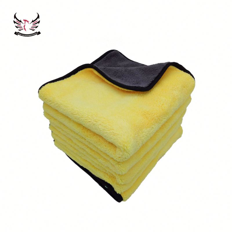 Microfiber Car Wash Coral Fleece <strong>Towels</strong> 40x40