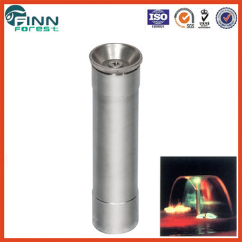 1 5 39 39 stainless steel material swimming pool fountain nozzles morning glory shower nozzle buy for Swimming pool fountain nozzles
