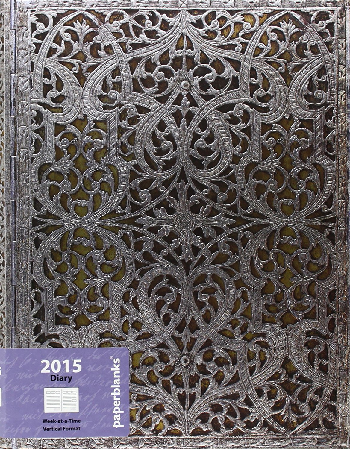 Natural - Paperblanks 2015 Weekly Planner (Ultra 7 x 9 Vertical)