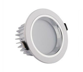 8 Inch Round Led Panel Downlight Dimmable 35w Ce Saa Rohs C-tick ...
