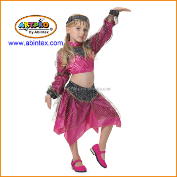 Abrabic fairy costume (01-014) for girls costume, dancing costume with ARTPRO brand
