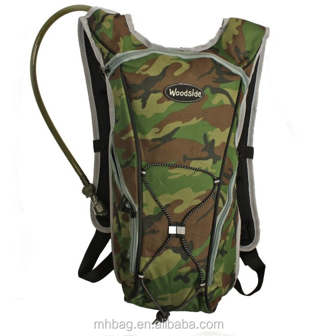 camouflage hydro pack bag