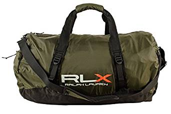 019b37701025 Get Quotations · Polo Ralph Lauren RLX Men s Nylon Duffel Bag