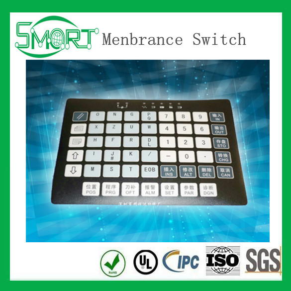 front panel overlays membrane switches,membrane switch overlay,pressure membrane switch