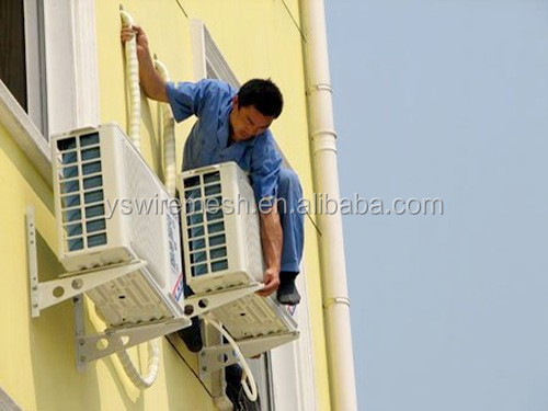 Condenser Mounting Rack For Air Conditioneroutside Door