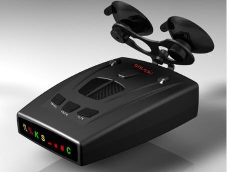 Автомобиль детектора полиция стрелка антирадар 16 лента автомобиль радар лазер для русский STR535