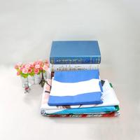 China factory wholesale bulk striped microfiber sport beach towels