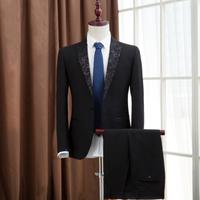 2017blazer suit for men mans business suitmens urban contemporary