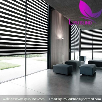 Superbe Liyu AC Power Auto Window Sun Shade Curtain