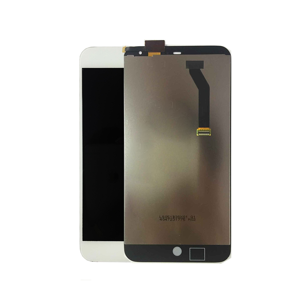 White  color For Meizu  MX3 Lcd Display Touch Screen Assembly  Lcd Digitizer Replacement Free Shipping