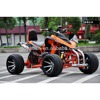 Best price 250cc gas powered racing ATV quad bike supplier in china