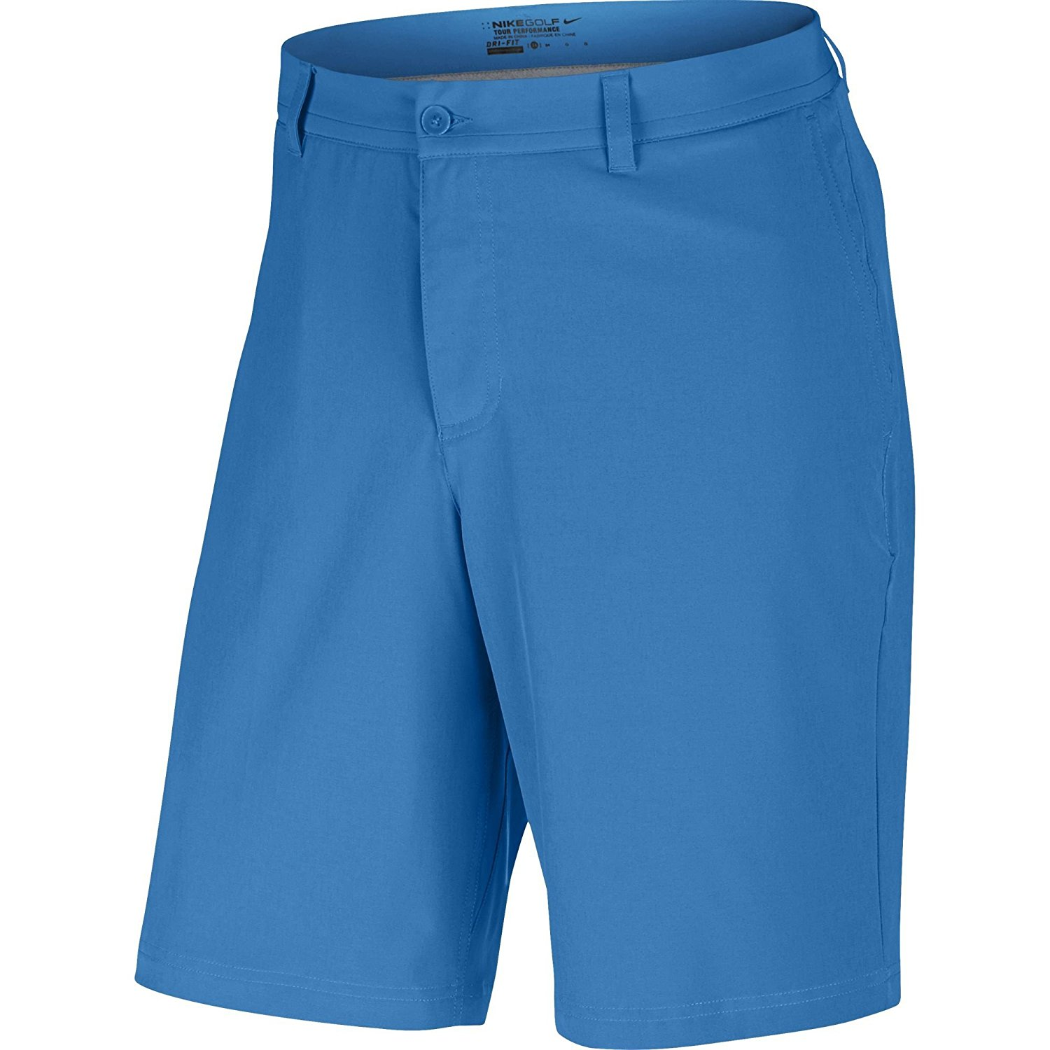 62e5eb393f13 Get Quotations · Nike Men s Flat-Front Stretch-Fabric Golf Shorts