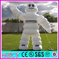 Outdoor advertising inflatable cartoon