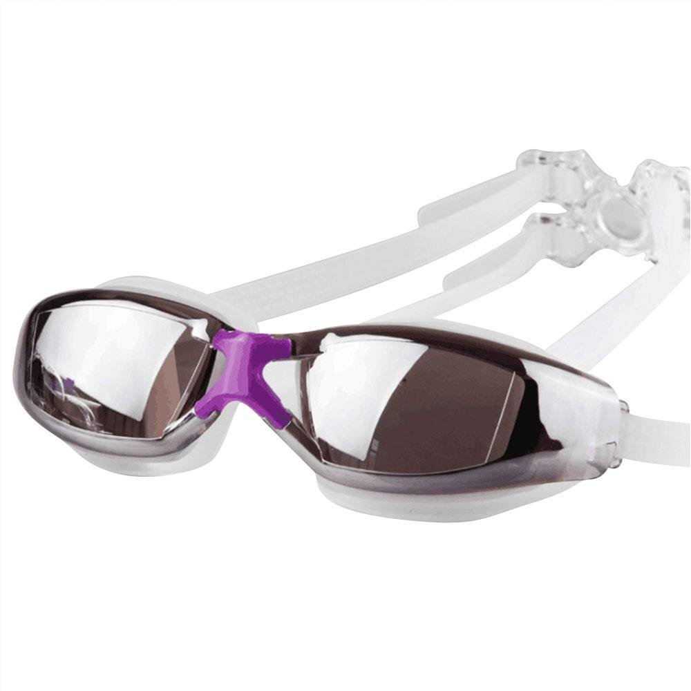 110d35190ee8 Get Quotations · Aolvo Swimming Goggles with Case