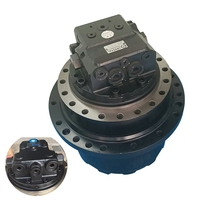 Nissan excavator final drive travel motor parts for wooden case packing