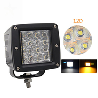 3inch Dual Color Multicolor Neon LED Light Rock Lights