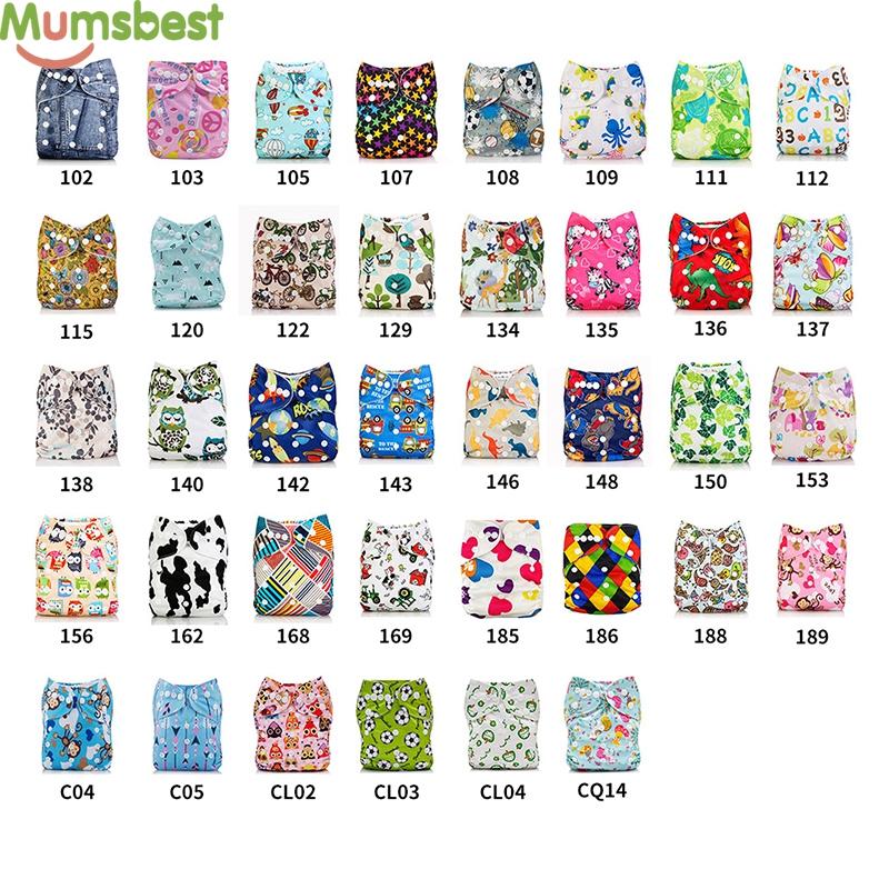 Mumsbest ประเภทและพิมพ์คุณลักษณะ Eco - เพื่อนผ้าอ้อมเด็กนำกลับมาใช้ใหม่ผ้าอ้อมเด็ก