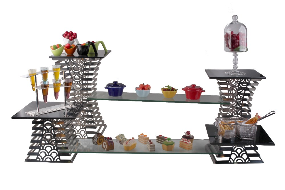 Catering Buffet Equipment Commercial Stainless Steel Food