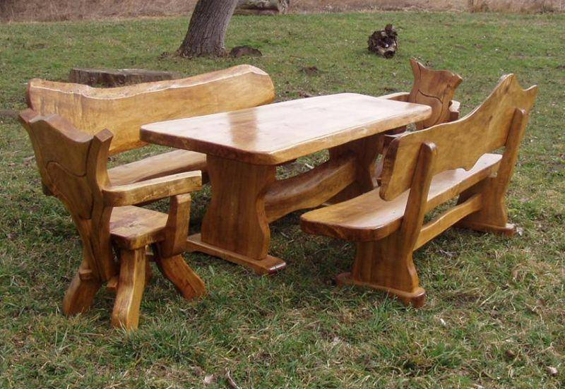 Muebles De Jardín De Madera - Buy Muebles Product on Alibaba.com