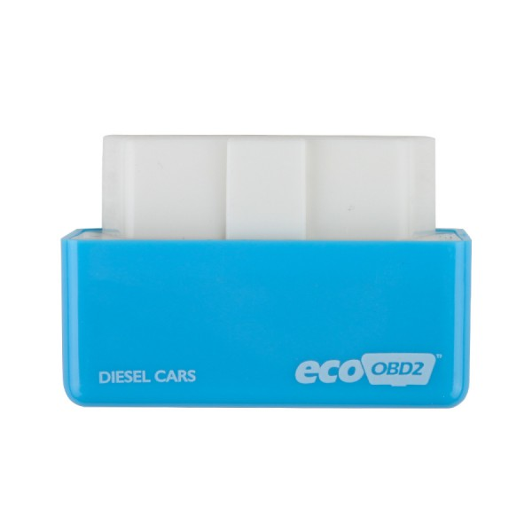 New Plug and Drive EcoOBD2 Economy Chip Tuning Box for Diesel Cars 15% Fuel Save EcoOBD2 Diesel Free Shipping