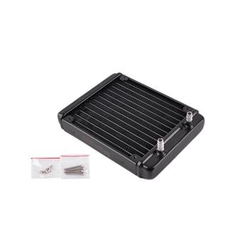 Syscooling Pc Water Cooling Heat Exchanger 120 Fan Aluminum Radiator Cpu  Gpu - Buy Ultra-thin Aluminum Radiator Product on Alibaba com