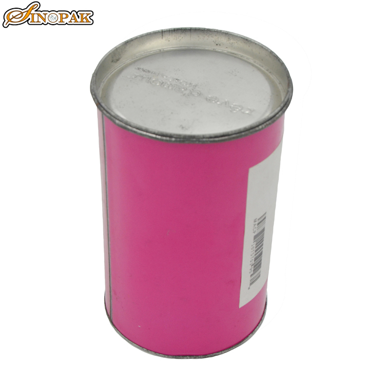Custom round containers wholesale unusual biscuit tins for storage