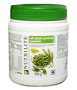 Amway NUTRILITE All Plant Protein 200 gm / 500 gm / 1000 gm (500 gm)