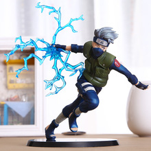 PVC Beeldje <span class=keywords><strong>Naruto</strong></span>-DX-tra Collection-Kakashi Hatake 22 cm