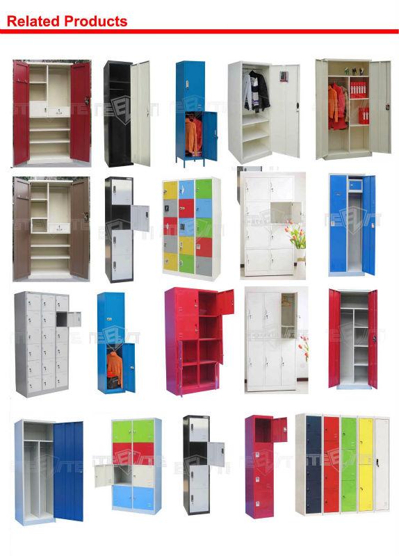 Vertical 1 Door Small Wardrobe Cabinet Designs For Small Bedroom