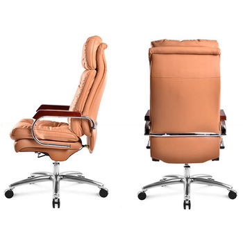 Luxury Executive Leather Office Chair