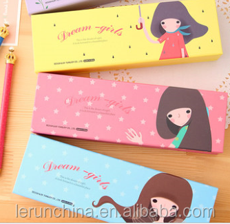 Display Paper Box Packaging Box With Cartoon Images