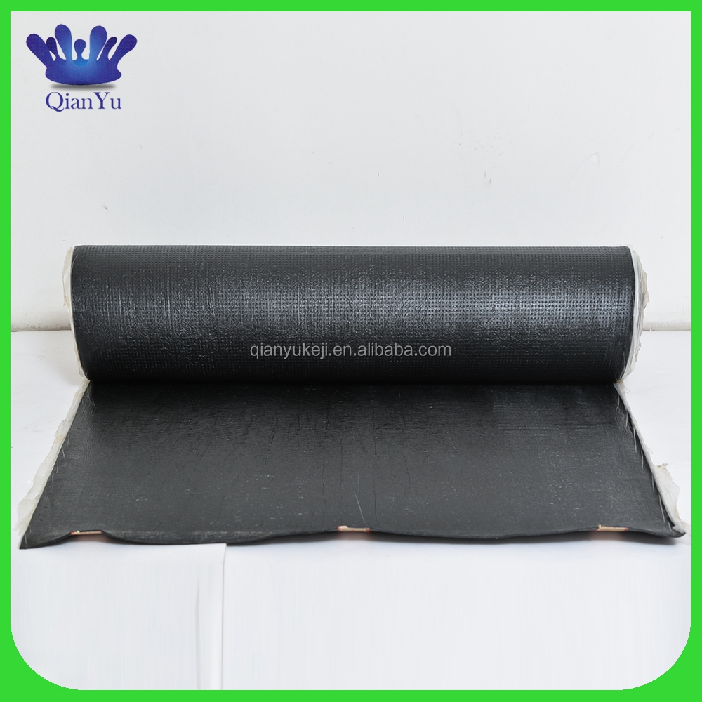 high quality self-adhesive bitumen roofing felt