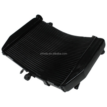 Aluminum Replacement Radiator Cooling For Yamaha YZF R6 03-04 R6S 06-10 07 08 09