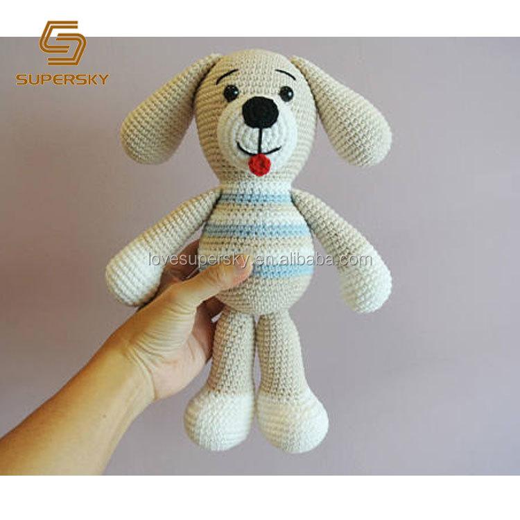 Top 10 crochet muñecos peluches de perro o amigurumis a ganchillo ... | 750x750