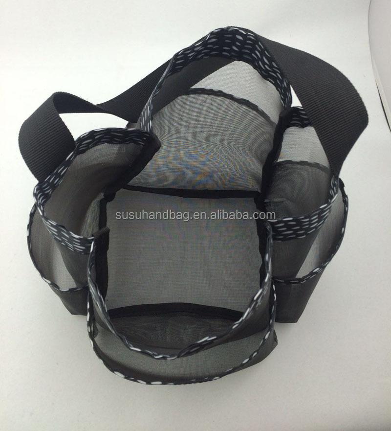Hanging Basket Shower Caddy Tote Bag
