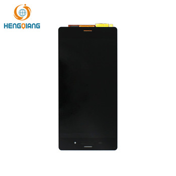Wholesale Original Black  lcd and touch screen for sony xperia z3