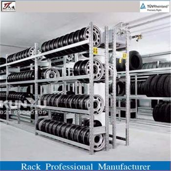 Automobile Steel Spare Parts Warehouse Storage Rack - Buy ...