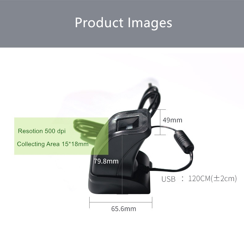 ZK4500 Fingerprint Scanner