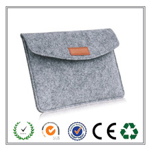 7-8 inch Portable Carrying Protective felt tablet Case for ipad