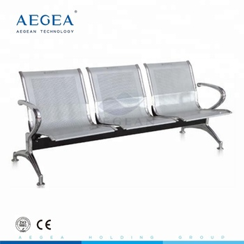 AG-TWC001 seaters can be customized medical equipment hospital waiting chair