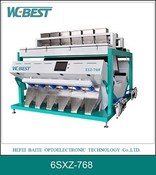 Excellent Quality ccd nuts color sorter, Walnut Kernel/Nuts sorting machine