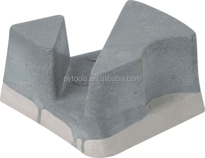 High quailty magnesite frankfurt abrasive stone for automatic line polisher