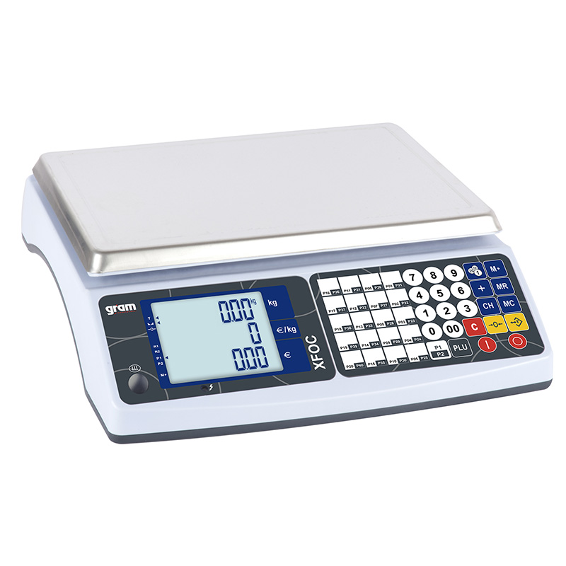Gram Hot Sales Price Computing rs232 Weighing Scales retail shop weighing scale
