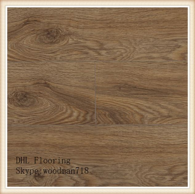 Anticorrosive wood composite decking tiles plastic base