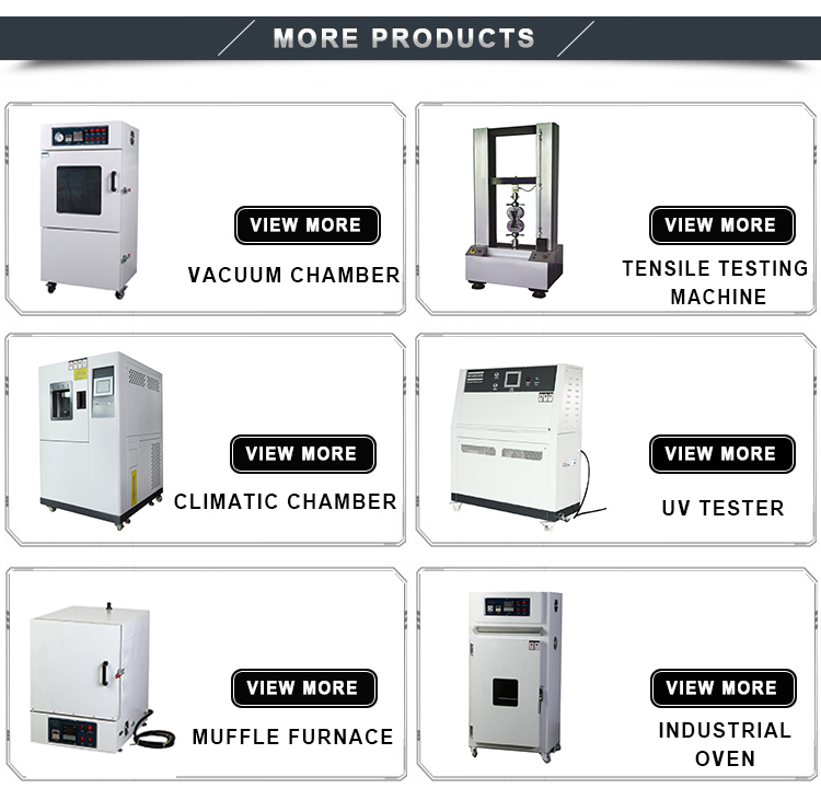 The factory price uv tester test equipment accelerated aging chamber