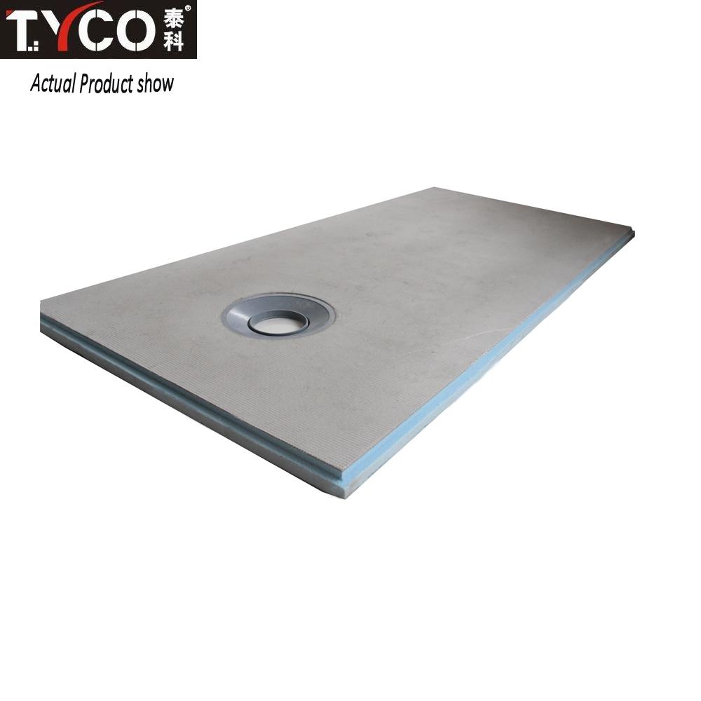 Extra Shower Tray Flat Hard Xps Extruded Polystyrene Foam - Buy Installing  Shower Base Stone Shower Base,Shower Base Installation Tile Shower