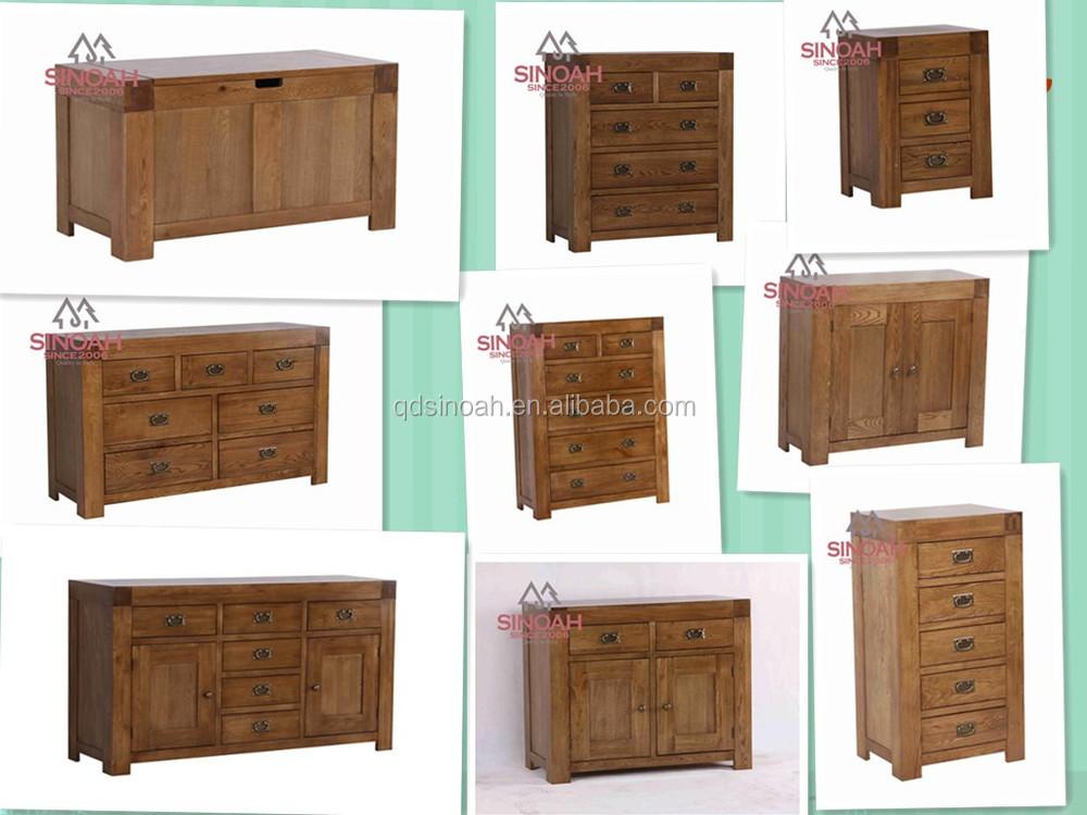Muebles de roble antiguo sal n tv esquina de madera mesa for Muebles esquina para salon