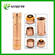 2014 Newest high quality design 26650 copper hades mod