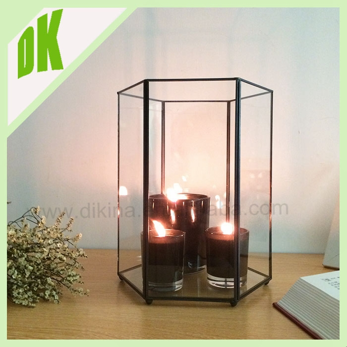 Large 50cm Bronze Hanging/stand Candle Hanging Night Outdoor ...